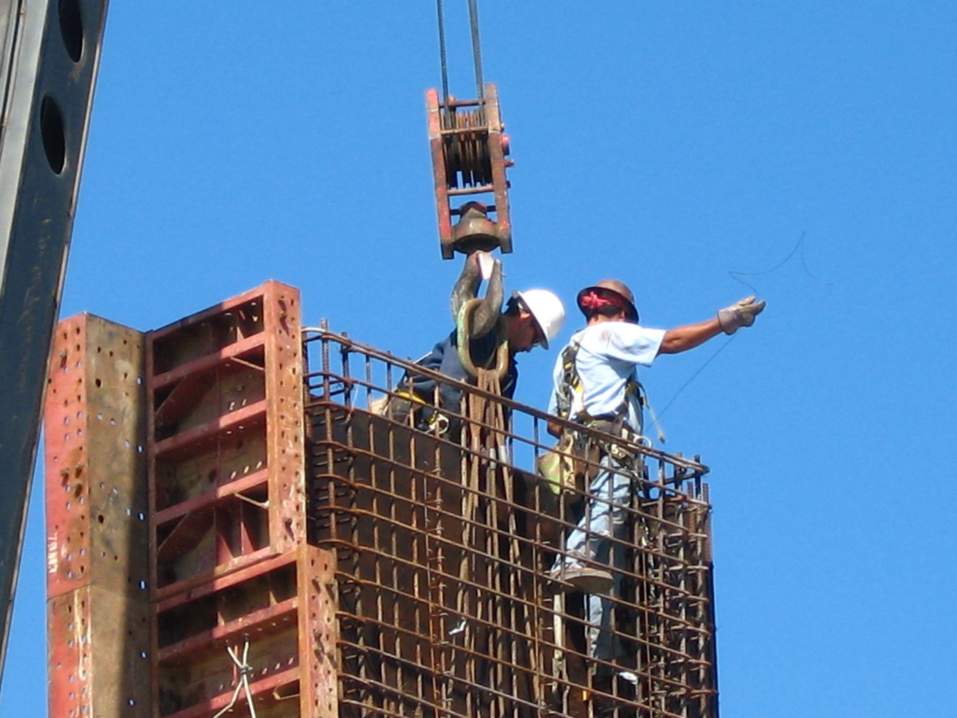 Construction Worker Houston Texas 1 | Flickr - Photo Sharing!