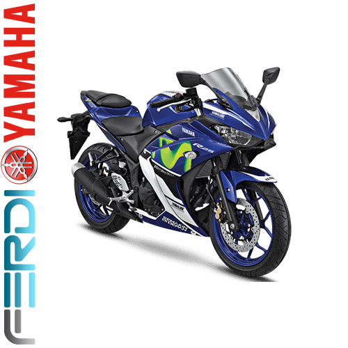 Harga Kredit Motor Yamaha R25 Gp Movistar Terbaru Motor Motor Sport Motor Yamaha