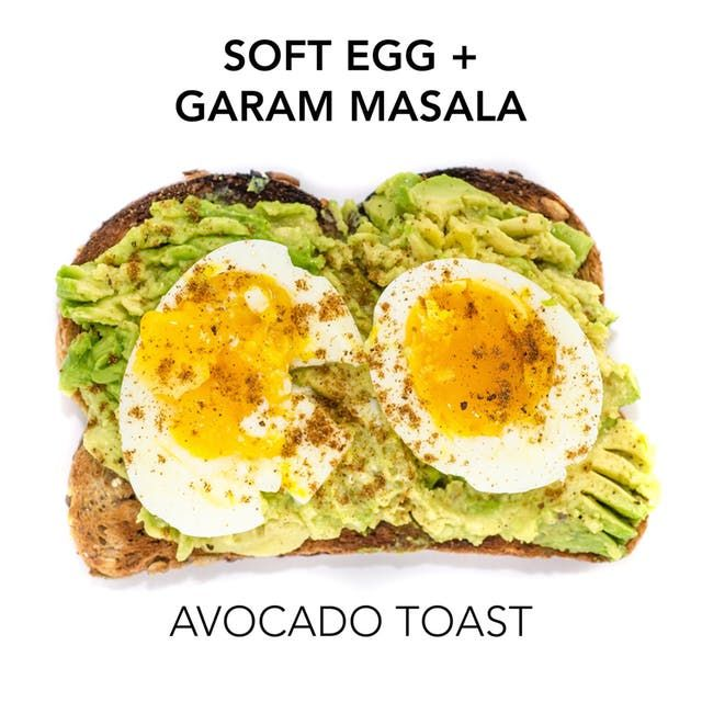 Video avocado toast roulette avocado toast healthy breakfasts food forumfinder Image collections