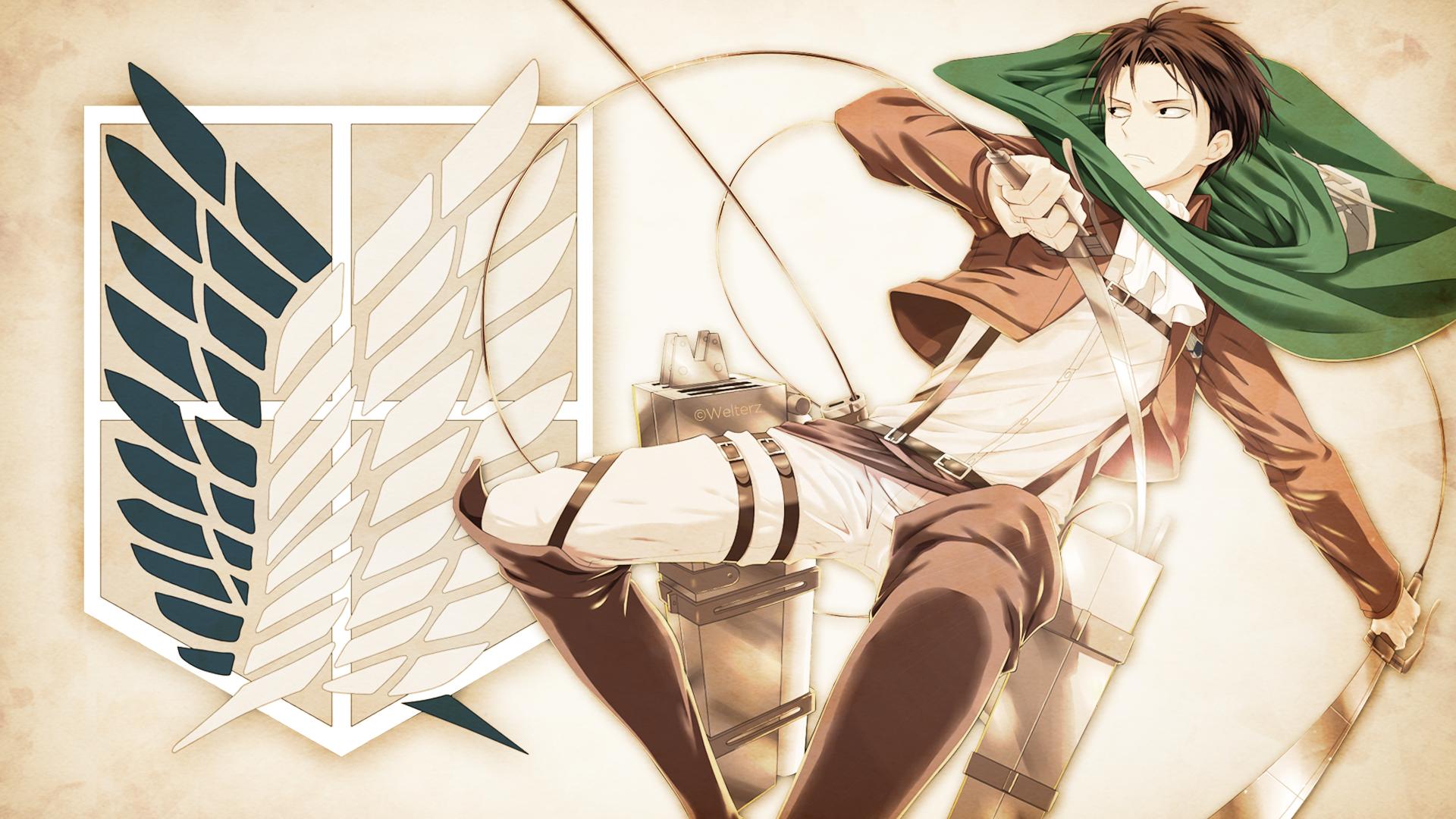 Shingeki No Kyonjin Captain Levi Computer Wallpapers Desktop Backgrounds 1920x1080 Id 60770 Attack On Titan Attack On Titan Fanart Attack On Titan Anime
