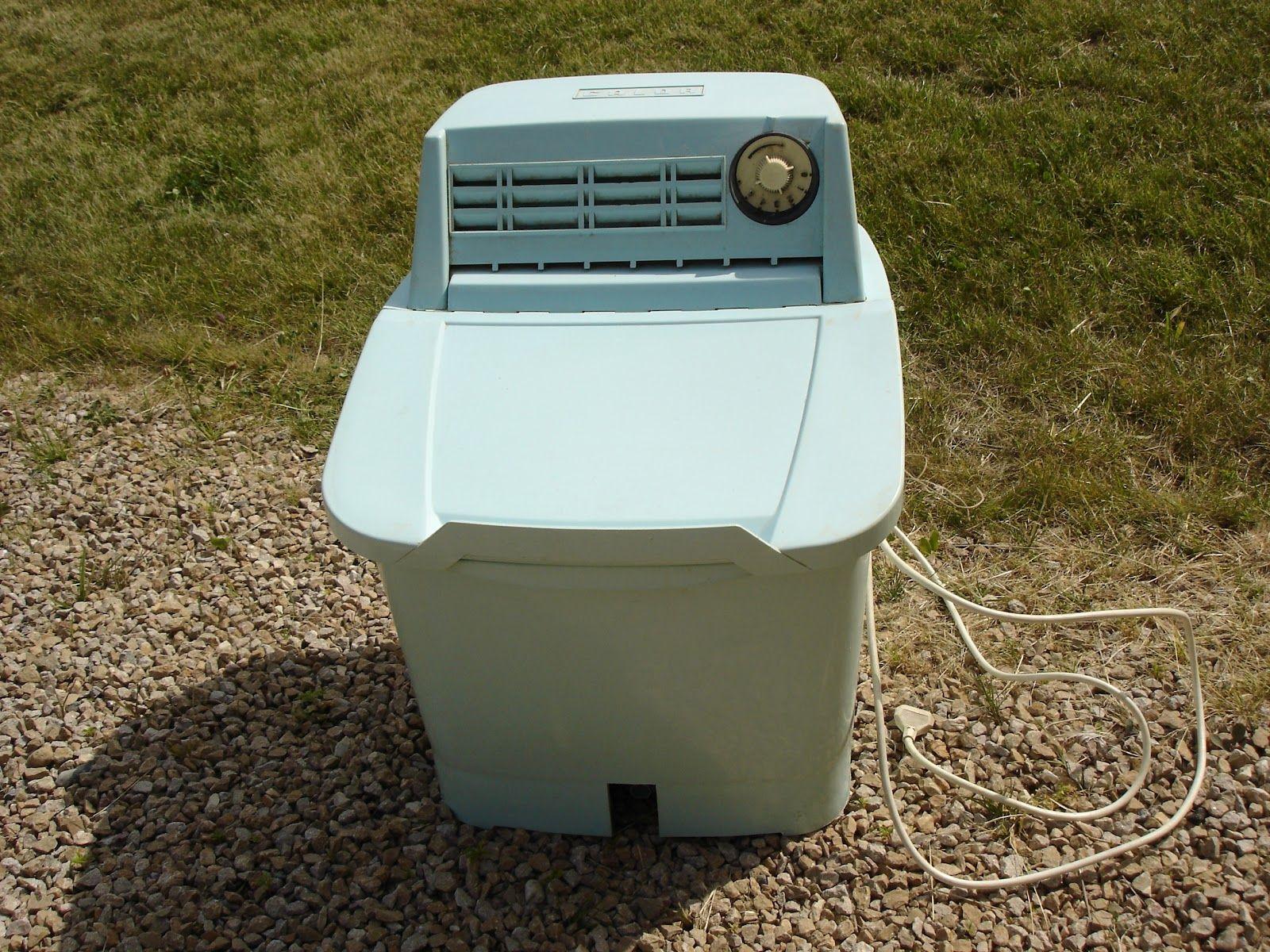 Machine laver lectrique calor objets hors du temps - Premiere machine a laver ...