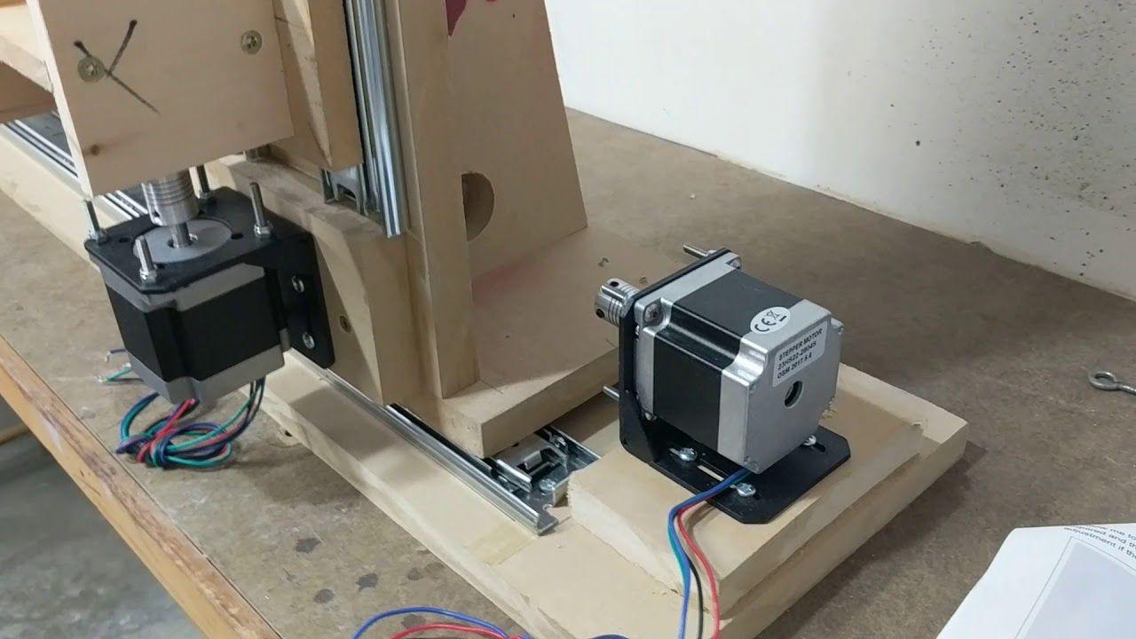 Diy hot wire 4 axis CNC - build log 1 | 2019 Cnc Articles