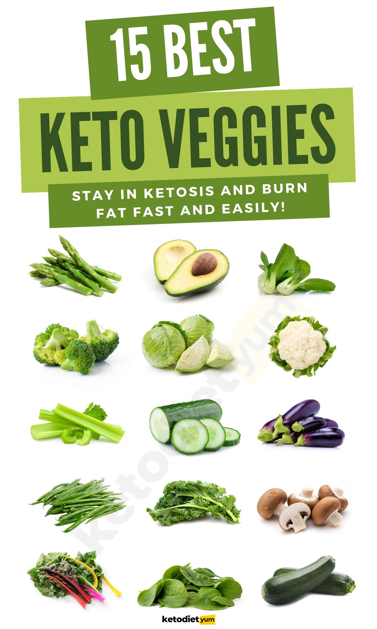 Keto Vegetables 15 Healthy And Nutritious Keto Friendly Vegetables Best Diet Foods Keto Friendly Vegetables Keto Veggie Recipes