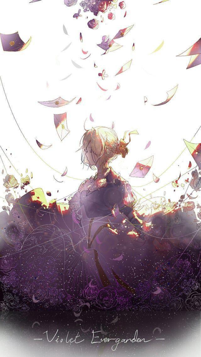 Download Violet Evergarden Gaiden Movie Eien to Jidou