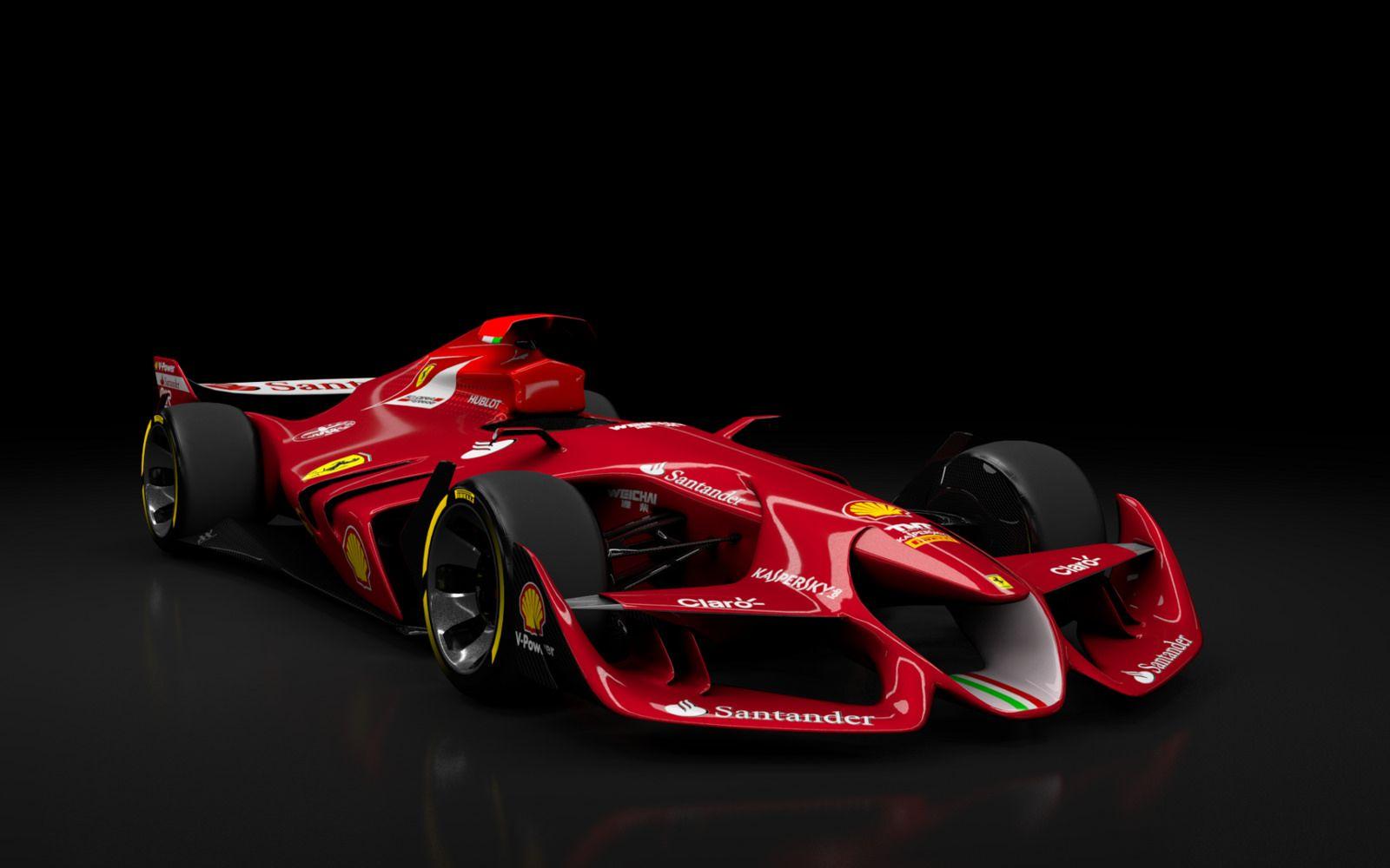 Ferrari F1 Concept Assetto Corsa Mods Concept Cars Ferrari Ferrari F1