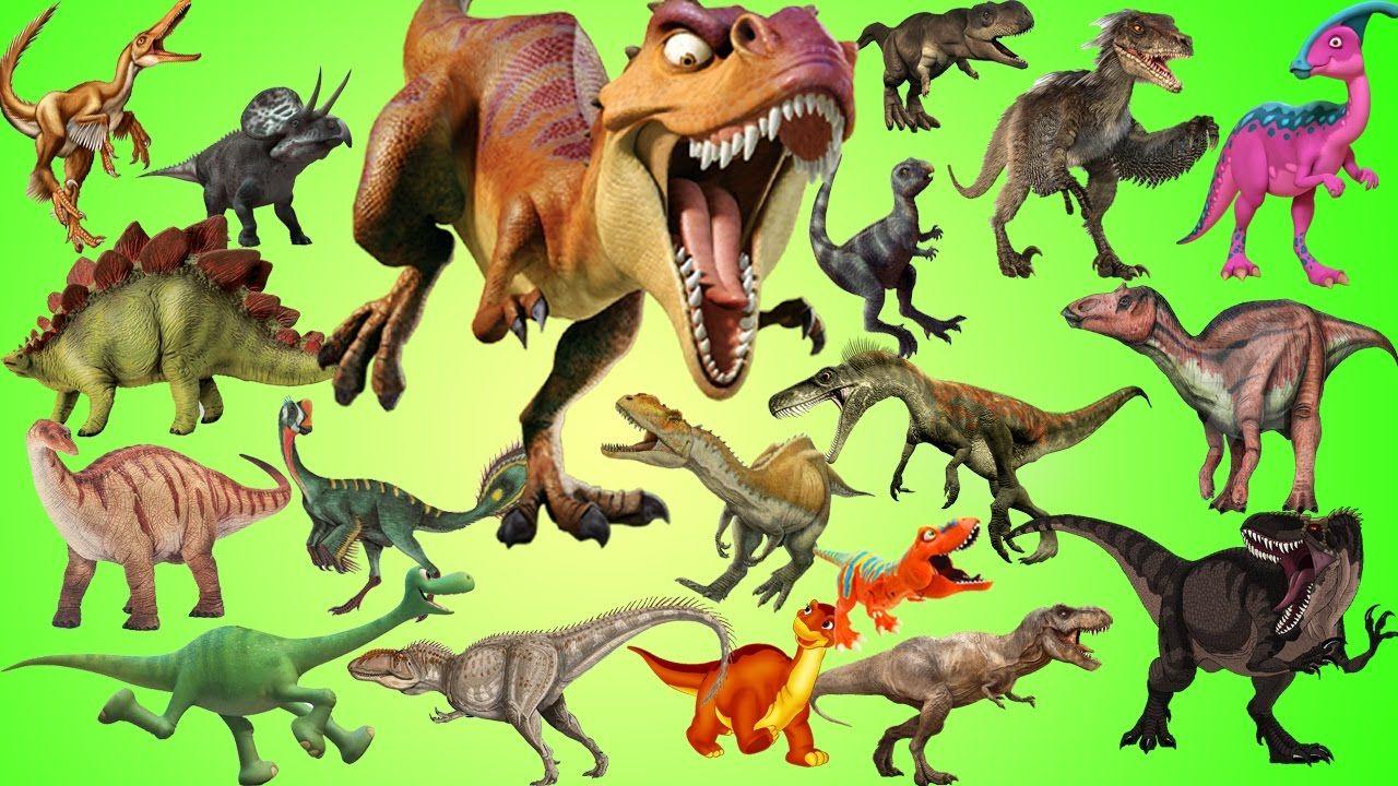 данной звуки динозавров с картинками лет она оставалась