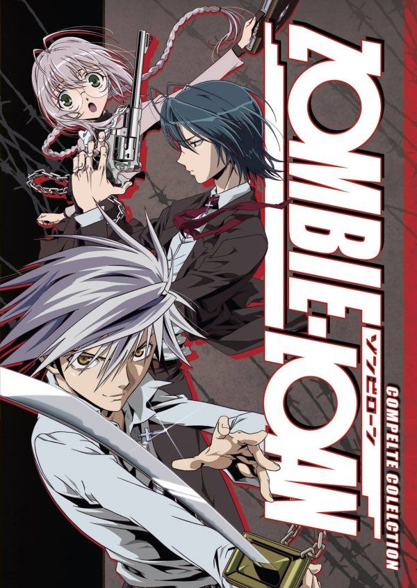 Discotek Media Acquires 'ZombieLoan' Anime (With images