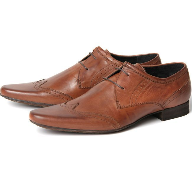 Cool Wingtip Shoes | Mens wingtip shoes, Tan shoes, Formal shoes