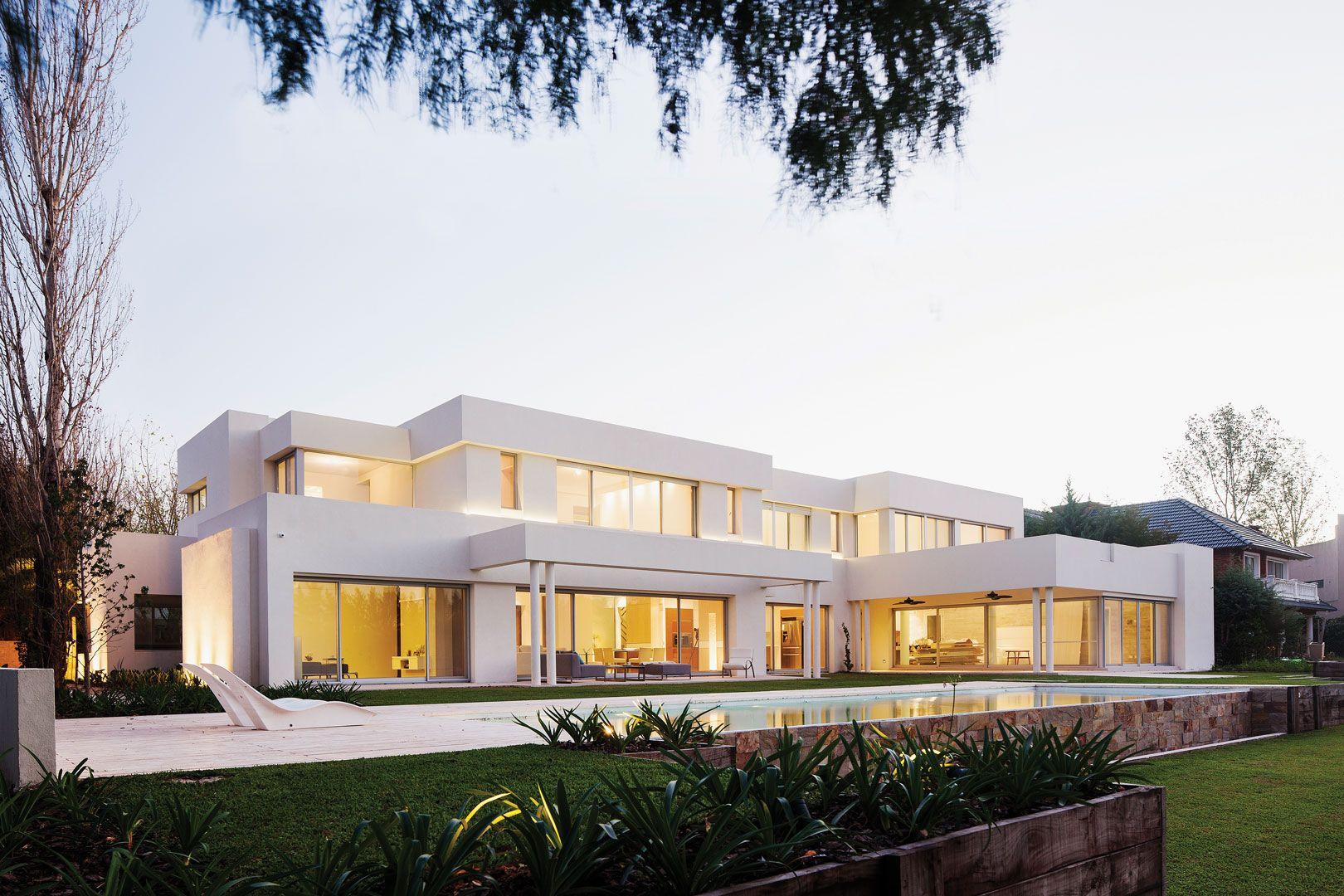 Apa Arquitectura | Casas estilo moderno, Arquitectura casas y ...