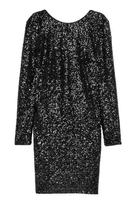 1c0ad7861d Flitteres ruha | H&M | Sequin dress, Fashion és Dresses