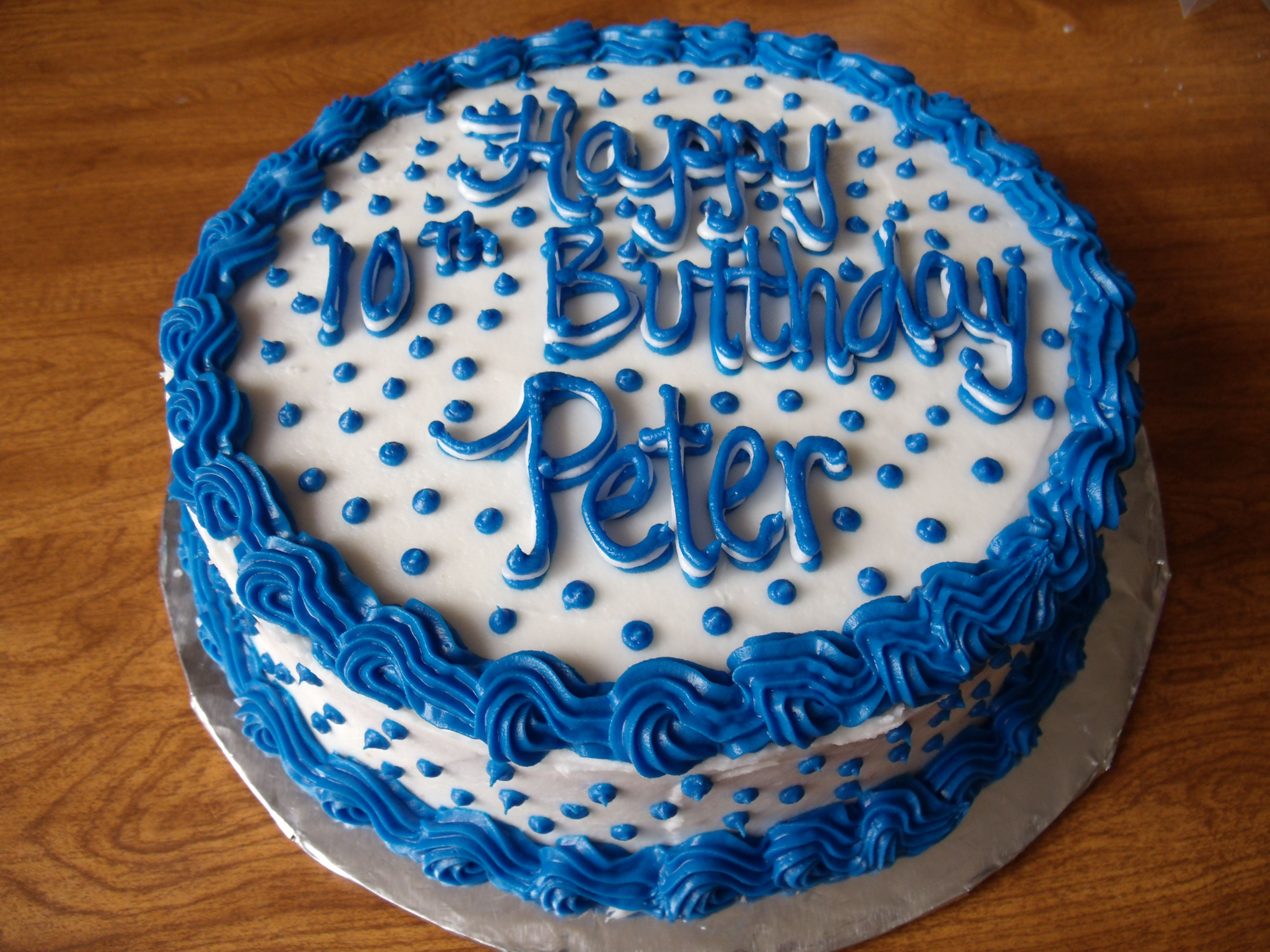 Birthday Cake For Boy With Images Boy Birthday Cake Birthday