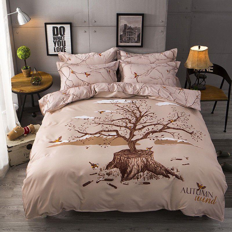 Single Queen Bett Set Kissenbezug Bettbezug Bettbezug