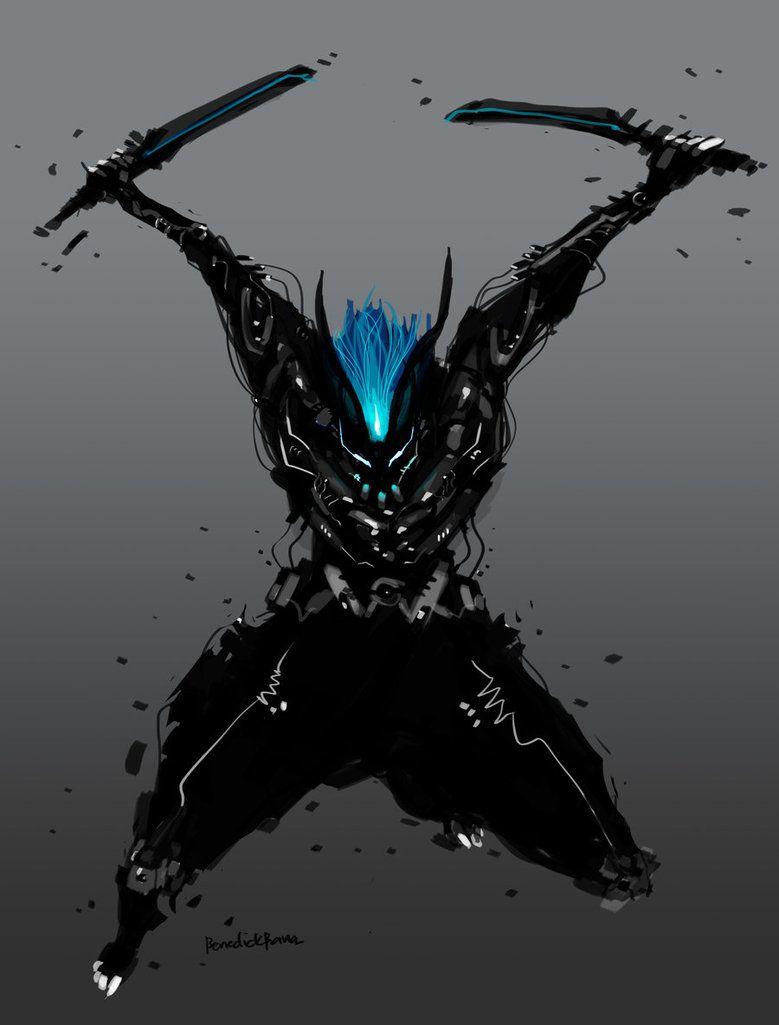 IceDemon Assassin by benedickbana.deviantart.com on @DeviantArt