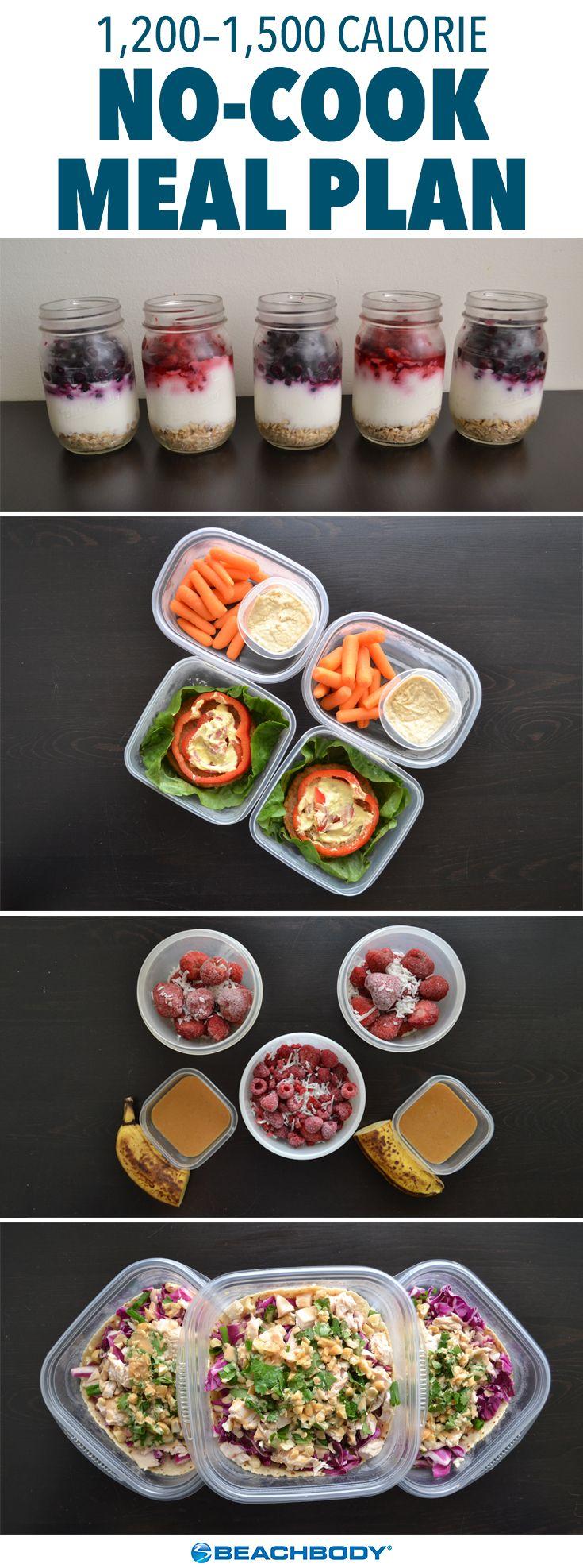 1 200 calorie meal plan eating clean pinterest repas alimentation et repas semaine. Black Bedroom Furniture Sets. Home Design Ideas