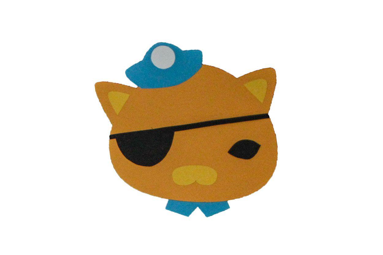Octonauts Characters Paper Templates Octonauts Characters