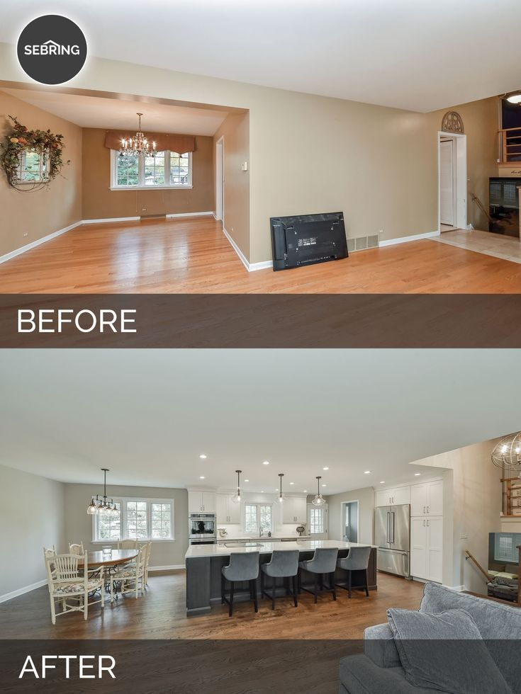 Dale & Tracey's Kitchen Before & After Pictures - #Dale #Kitchen #pictures #remodel #Traceys #homestagingavantapres