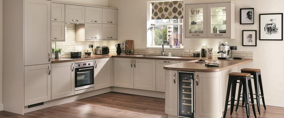 Kitchen Design Ideas Howdens tewkesbury framed stone | kitchens | pinterest | stone, kitchens