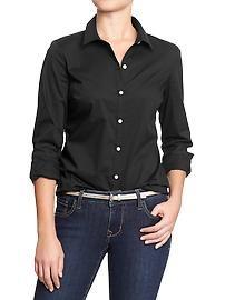 Old Navy - Women's Poplin Shirts - 17.00