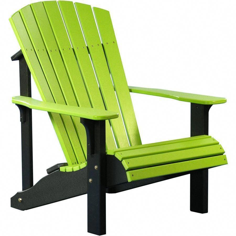 Composite Adirondack Chairs #OverstuffedLoungeChair # ...