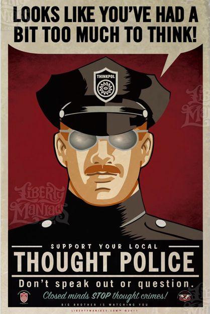Propaganda in 1984 by George Orwell.?