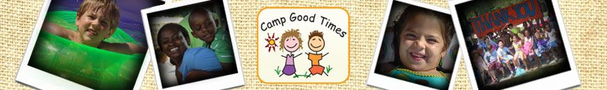 Camp Good Times - The Lowcountry's only camp devoted exclusively to children with autism and their friends.