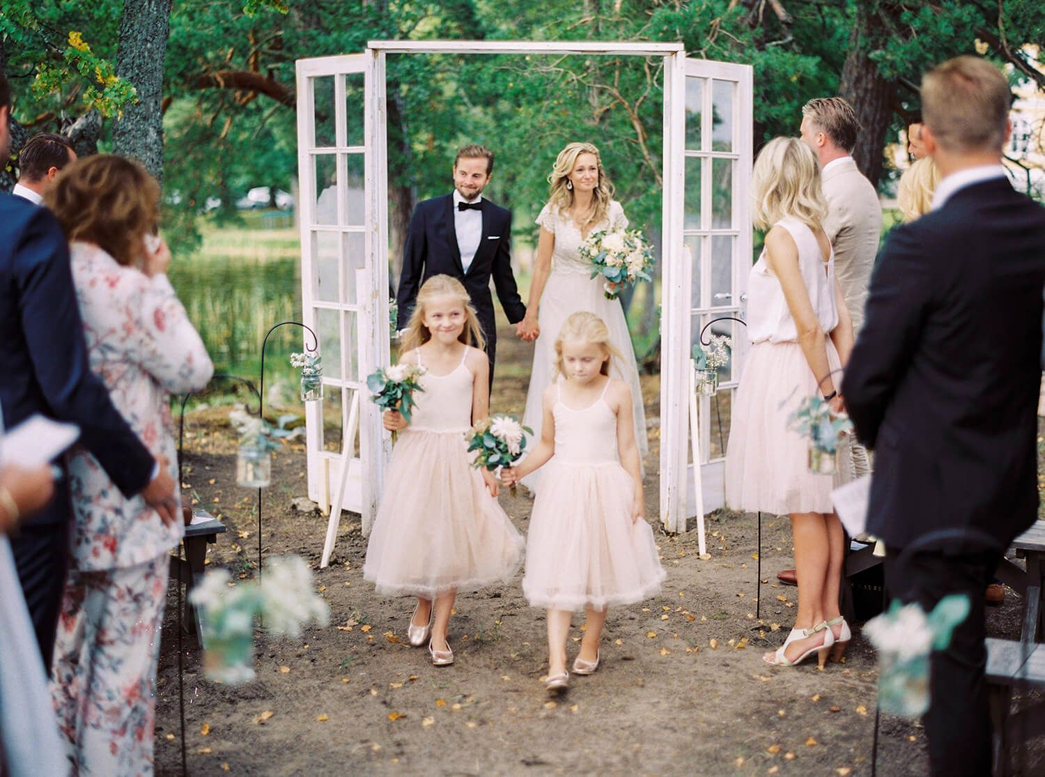Swedish Wedding Traditions For Your Big Day 2 Brides Photography In 2020 Swedish Wedding Bride Photography Bride