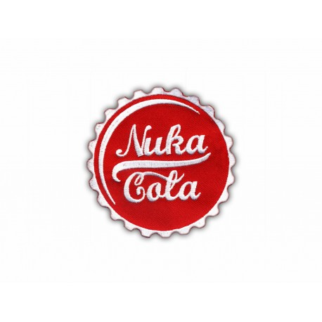 Nuka Cola P A T C H I O N Pure Embroidery Concept In 2020 Patches Cola Illustrations And Posters