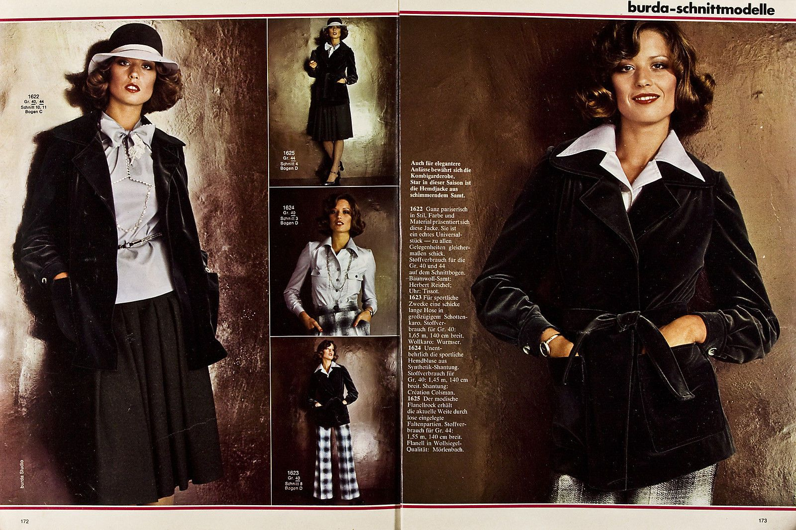 Burda International Speciale HW 74/75 in Libros, revistas y cómics, Revistas, Moda y estilo de vida | eBay