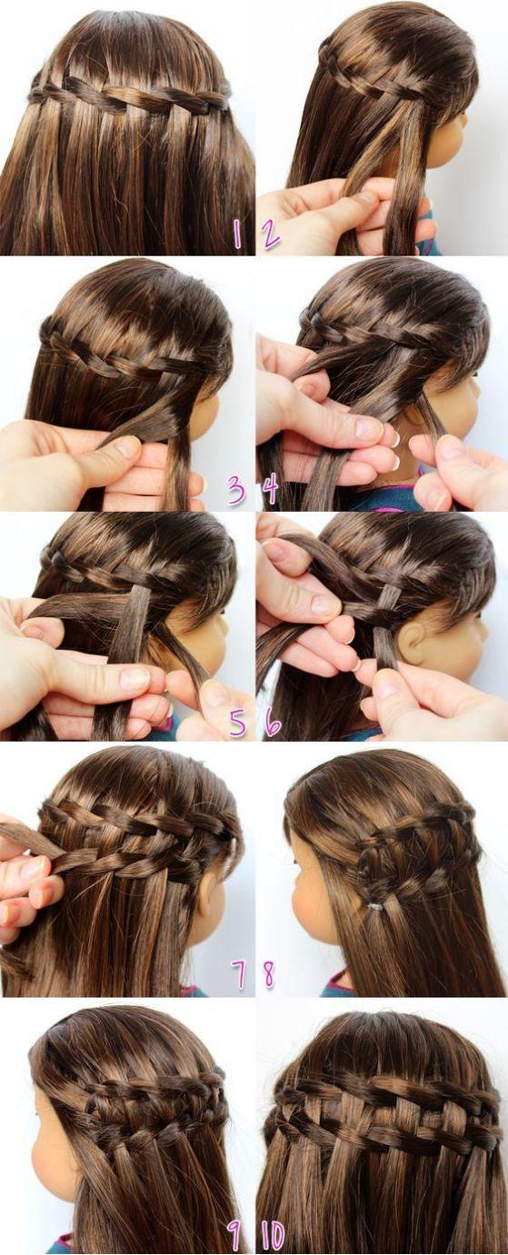 40 Peinados Para Ninas Faciles Y Rapidos Tutos Paso A Paso Peinados Para Ninas Peinados Con Trenzas Monos Con Trenzas