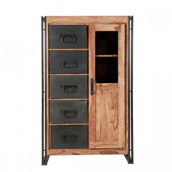 Soldes Armoire Atylia Armoire Industriel Montaigne Atylia Iziva Com Armoire Design Armoire De Cuisine Portes D Armoire De Cuisine
