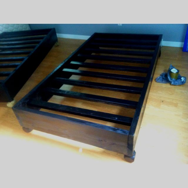 Roll Away Toddler Bed. Great For When The Grand Daughter