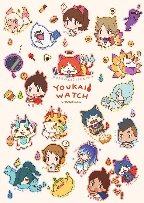 Alert Yo Kai Watch 2 Is Coming Out September 30th Yo Kai Watch 2 Youkai Watch Kai