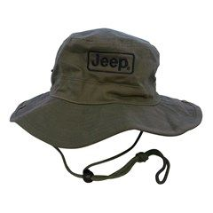 Jeep® Bucket Hat in Olive - Adult   Child Sizes  b6eb63eaac0