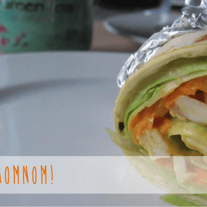 Curry Mango Chicken Wraps | ° Verenas Welt °