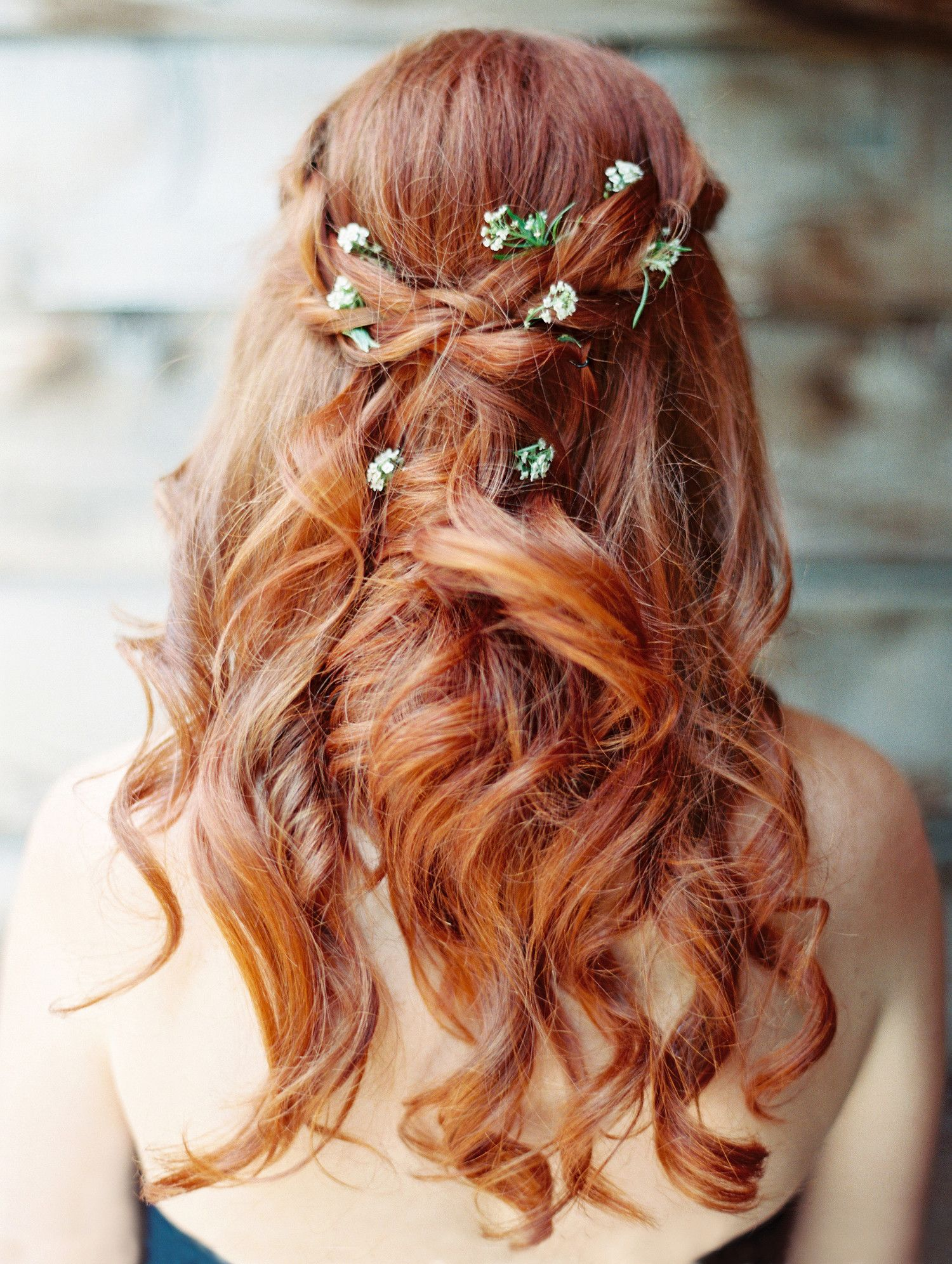 pretty wedding hairstyles for your bridesmaids | be.a.uty