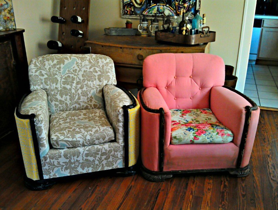How To Reupholster A Chair Reupholster Chair Recovering Chairs Reupholster Furniture