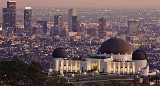 Griffith Observatory Los Angeles Ca Our Projects Sj Amoroso Construction Inc Griffith Observatory Observatory Los Angeles