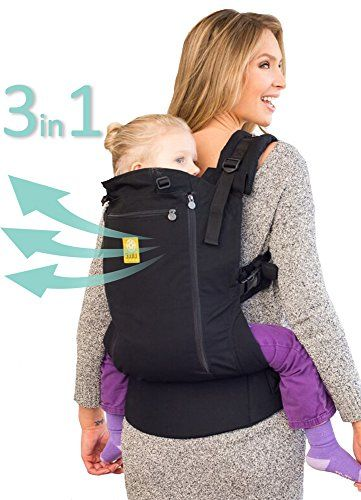 Lillebaby 3 1 Carryon All Seasons Toddler Carrier Black Review Https