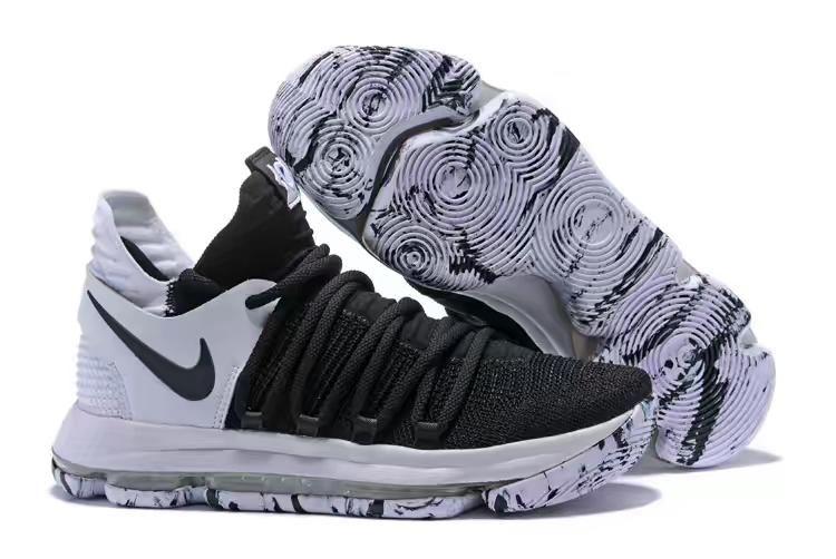 Nike Zoom KD 10 | White basketball