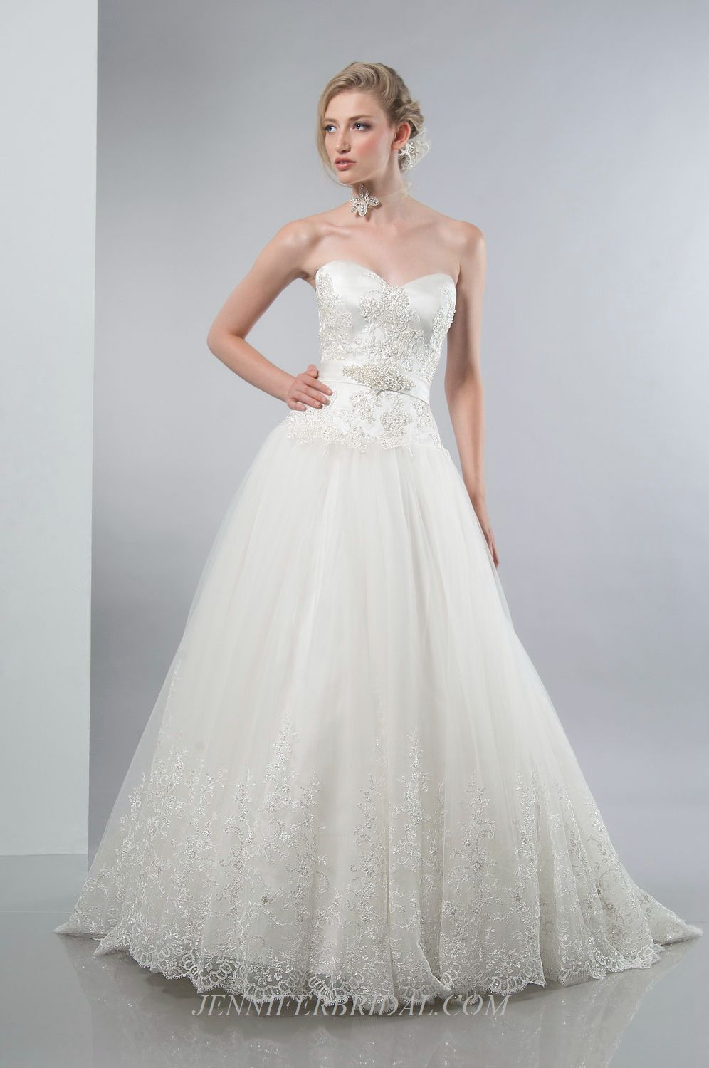 Alfred Sung Wedding Dress Midway Media