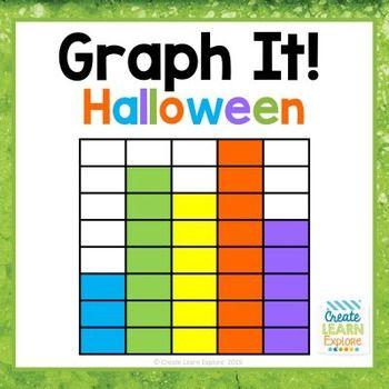 Bar Graphs Creating Halloween Themed Graphs | Exploring Math