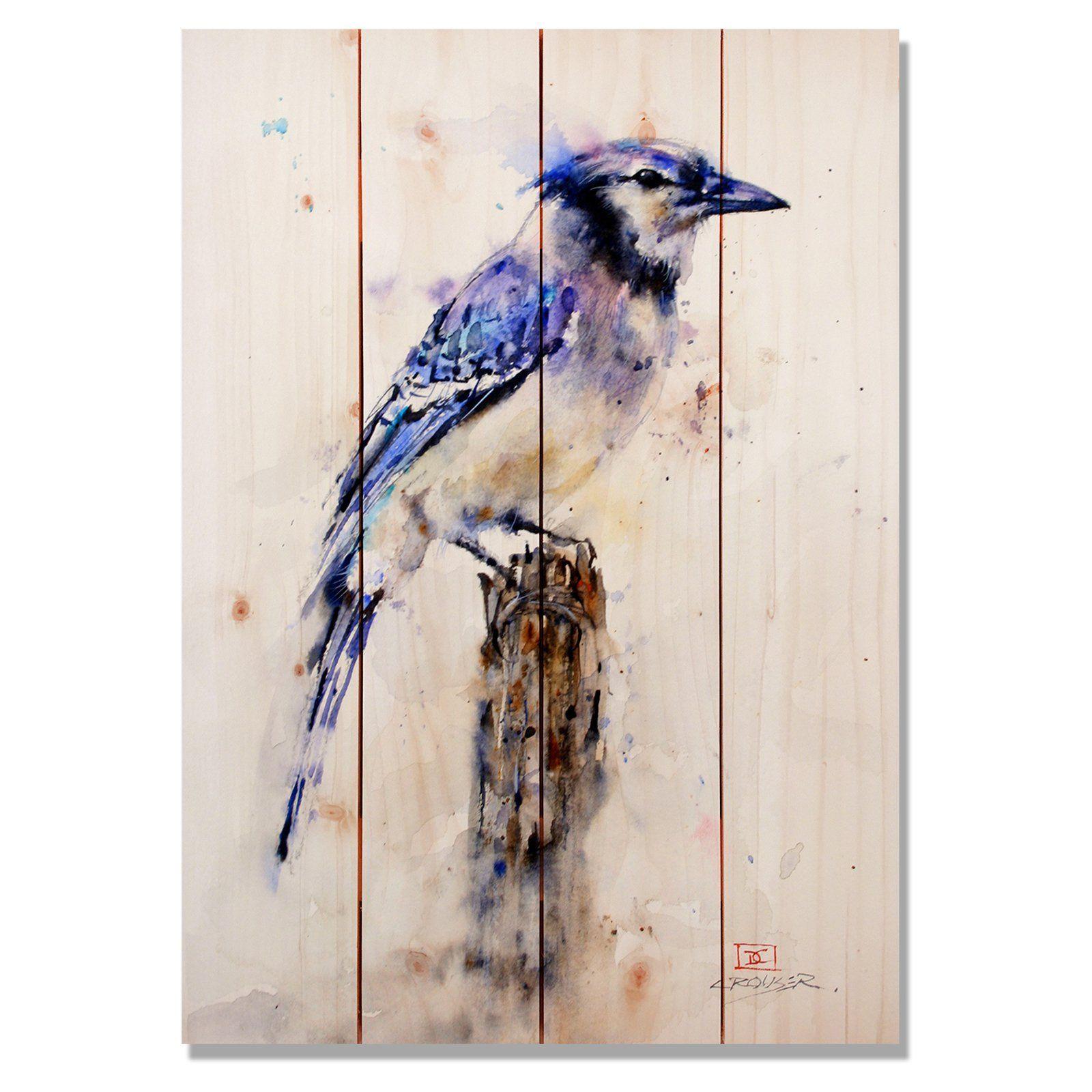 wile e wood art