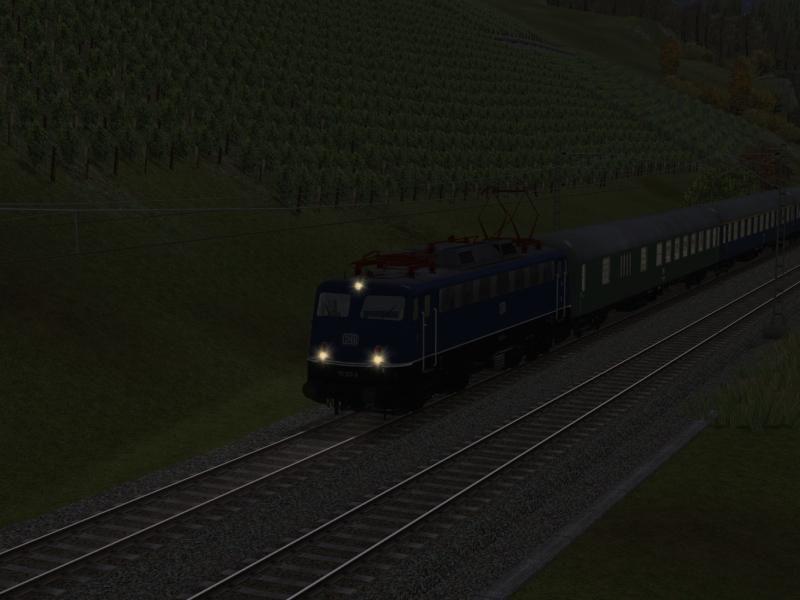 BR 110 351 der DB in EpIVa - Userwunsch