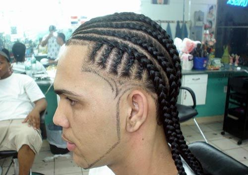 Wondrous 1000 Images About Braiding Ideas For My Monsters 0 On Pinterest Short Hairstyles For Black Women Fulllsitofus