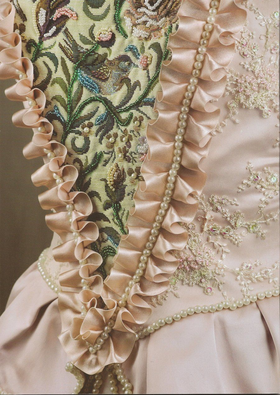 Rococo Rococo Inspiration Fashion By Twishh On
