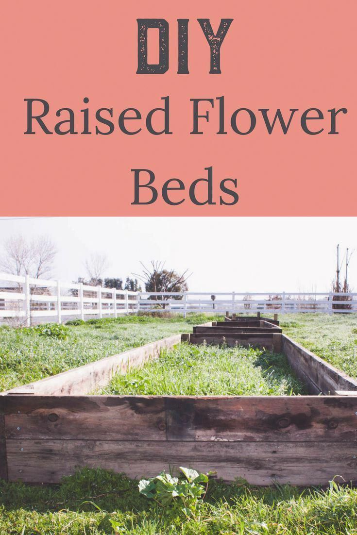 Diy project raised flower bed plans and shopping list vegetable