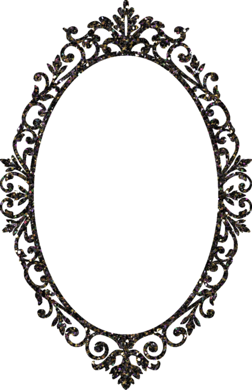 Helly Forever Scroll Frame Png Обрамление зеркала