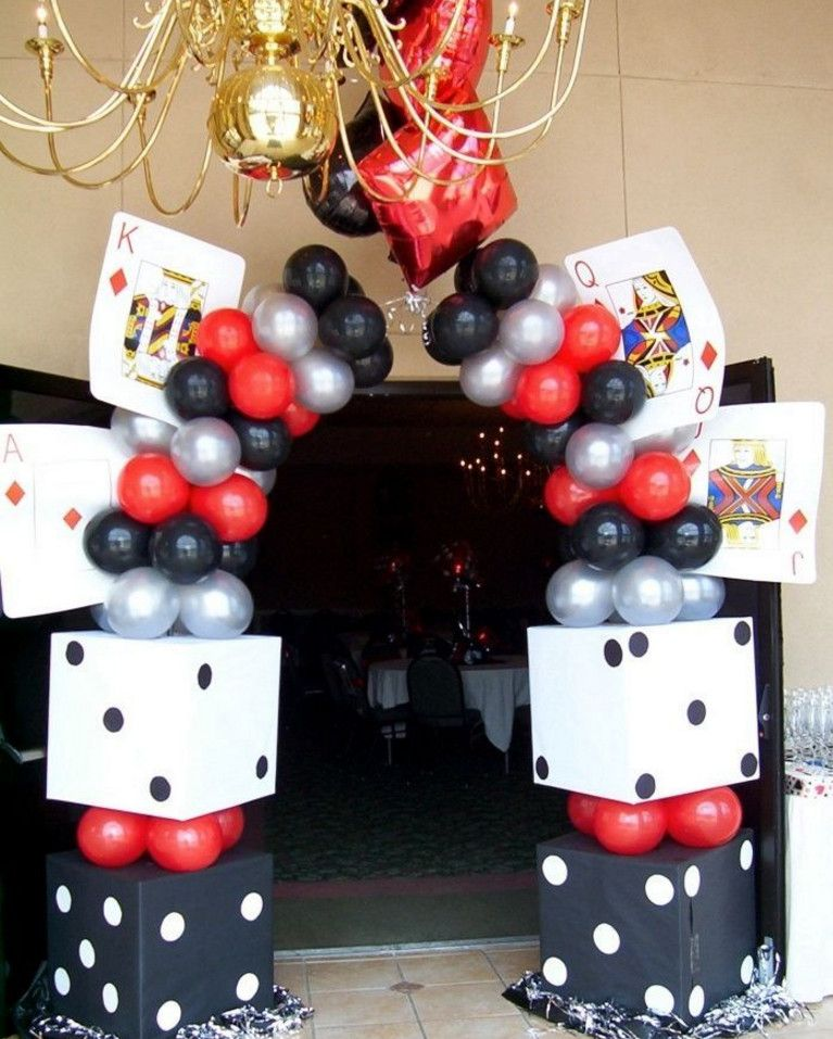 Vegas Party Theme Ideas
