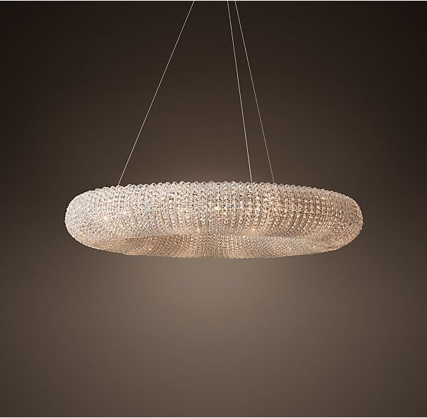 Crystal Halo Chandelier 41 Halo Chandeliers Circular Chandelier Crystal Halo