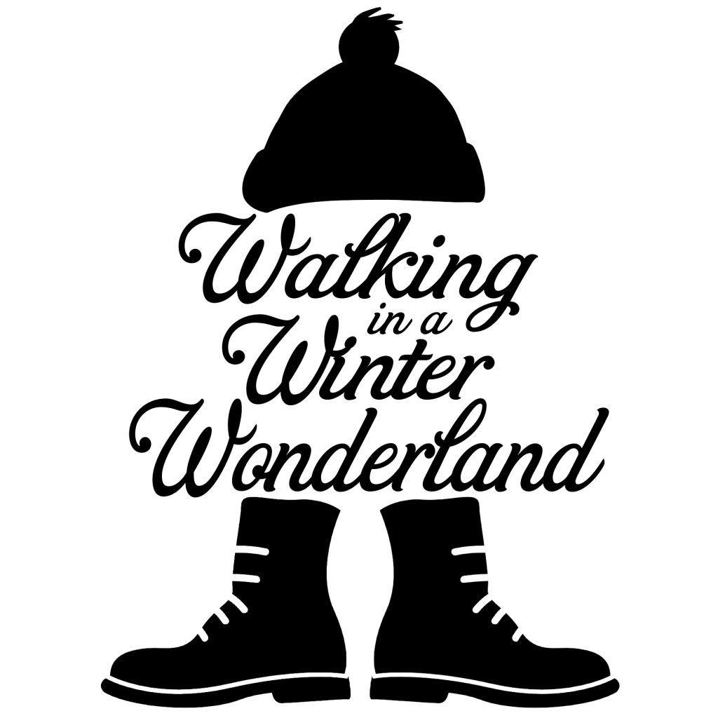 Download Free Walking SVG File Download | Christmas svg, Svg free ...